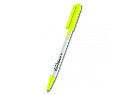 monami deco marker xf 463 yellow fluo