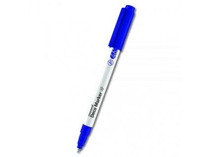 monami deco marker xf 463 blue
