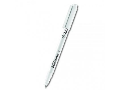 monami deco marker xf 463 white
