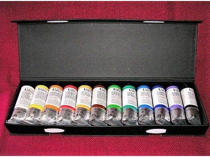 Souprava temperových barev 12x35 ml UMTON