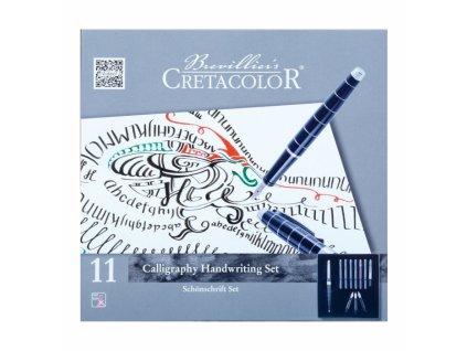 34866 kaligraficka sada cretacolor 11ks
