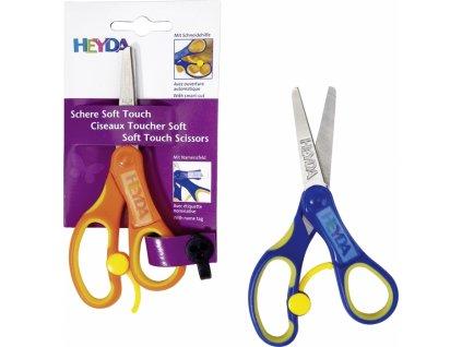 34923 nuzky detske soft touch zakulacene