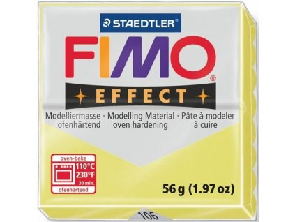 35379 fimo effect polymerova hmota 56g citron 106