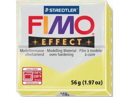FIMO EFFECT polymerová hmota 56g citron - 106