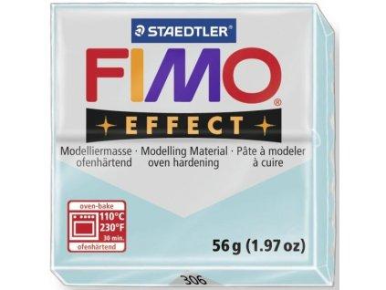 35415 fimo effect polymerova hmota 56g metalicka ledova 306