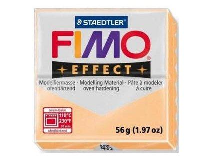 35430 fimo effect polymerova hmota 56g pastelova broskev 405