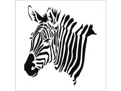 35862 sablona zebra