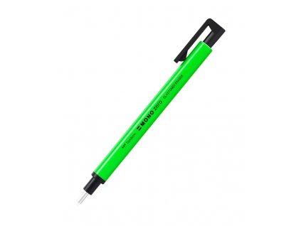 tombow mono zero guma v tuzce kulata prumer 2 3 mm neonove zelena 2