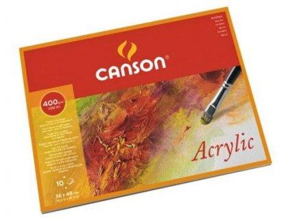 canson acrylic blok na akryl 1