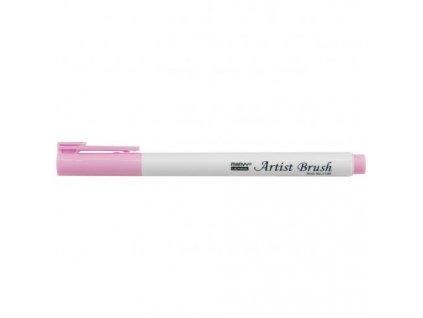 Artist Brush buuble gum pink