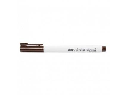 Artist Brush dark brown