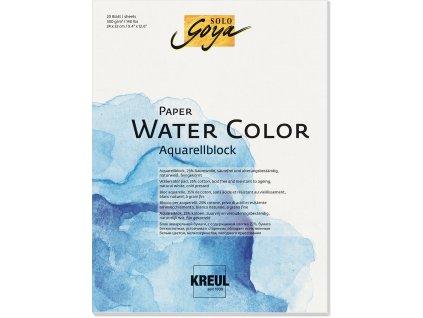 SOLO GOYA akvarelový blok 200 g, 10 listů - A3 DOPRODEJ