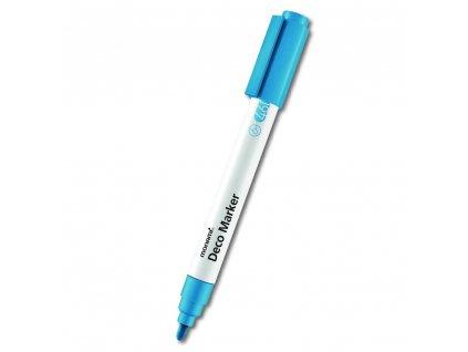 47726 1 akrylovy fix monami deco marker 460 12 2mm modra nebeska
