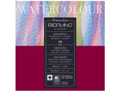 fabriano watercolour 30 30