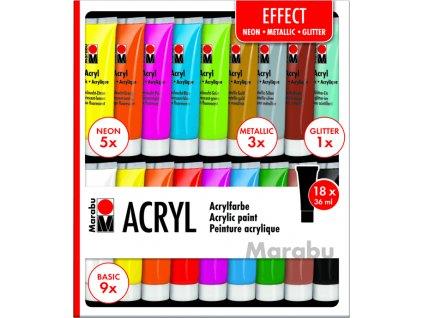 acryl marabu 1210000000209 effect