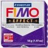 FIMO EFFECT polymerová hmota 56g glitrová fialová - 602