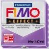 FIMO EFFECT polymerová hmota 56g transparentní fialová - 604
