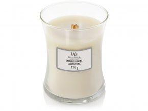 Woodwick Kouřový jasmín - váza střední /S