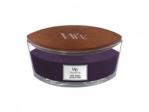 Woodwick Sametový tabák - loď /S
