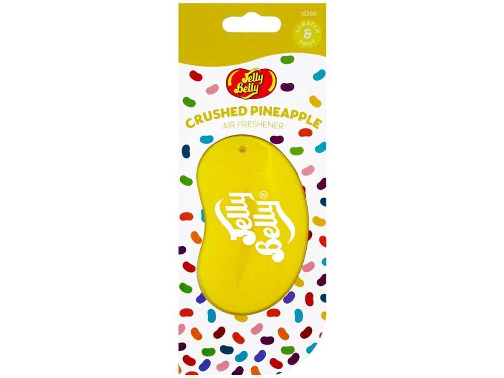 269 3 jelly belly 3d classics ananas crushed pineapple
