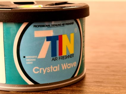 810 7tin crystal wave vune more 35g