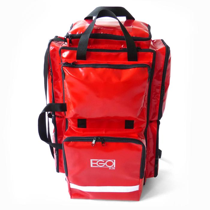 Záchranářské batohy,brašny a kufry