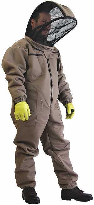 Obleky proti bodavému hmyzu