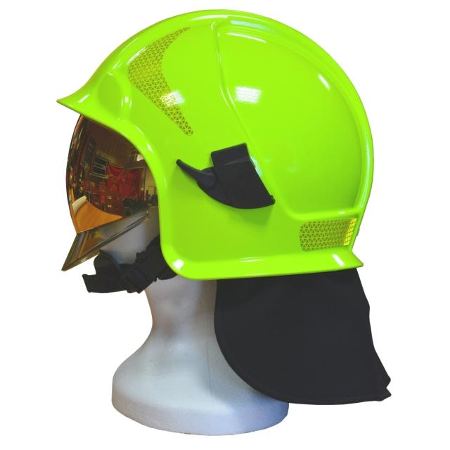 Přilby pro hasiče