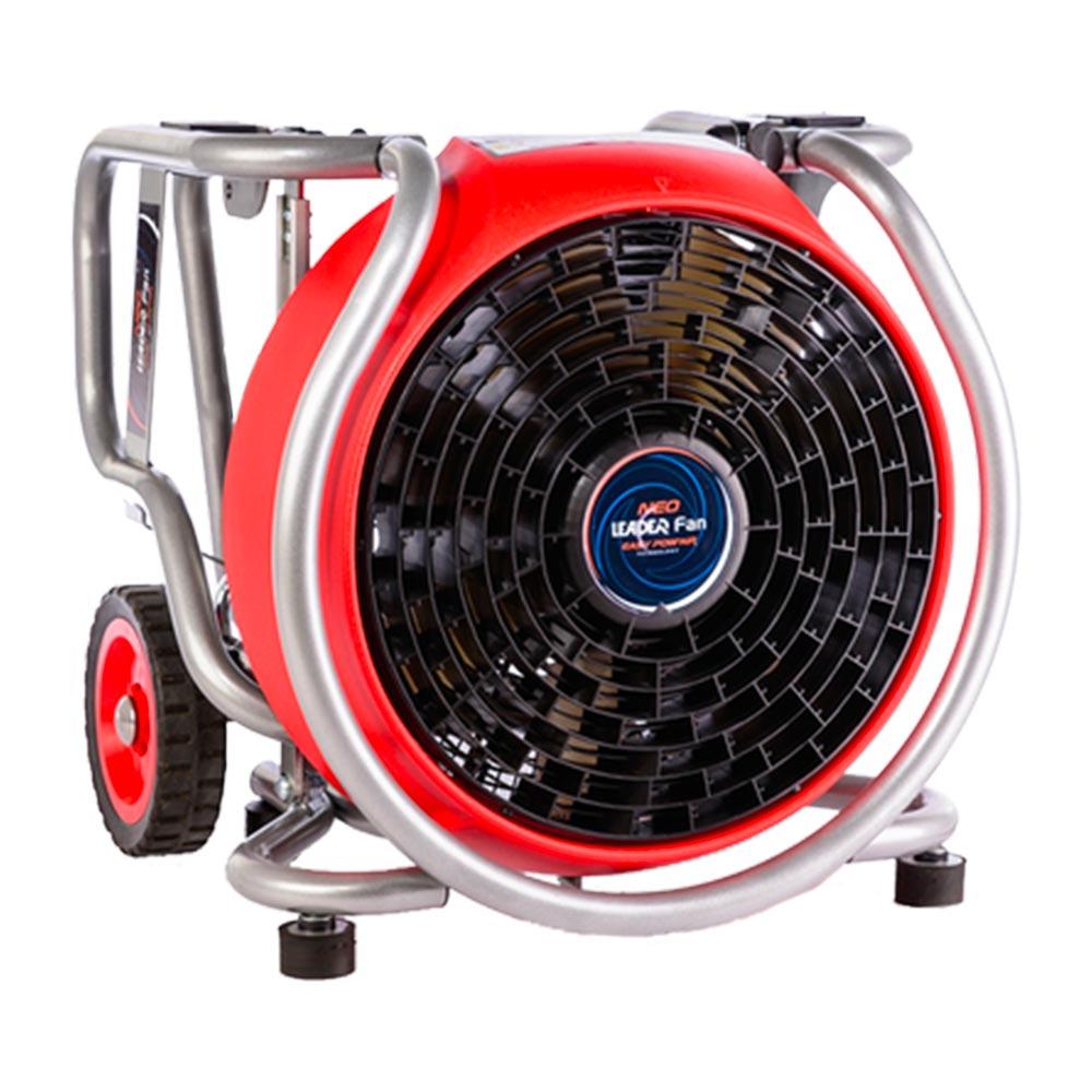 Přetlaková ventilace a odsávaní kouře