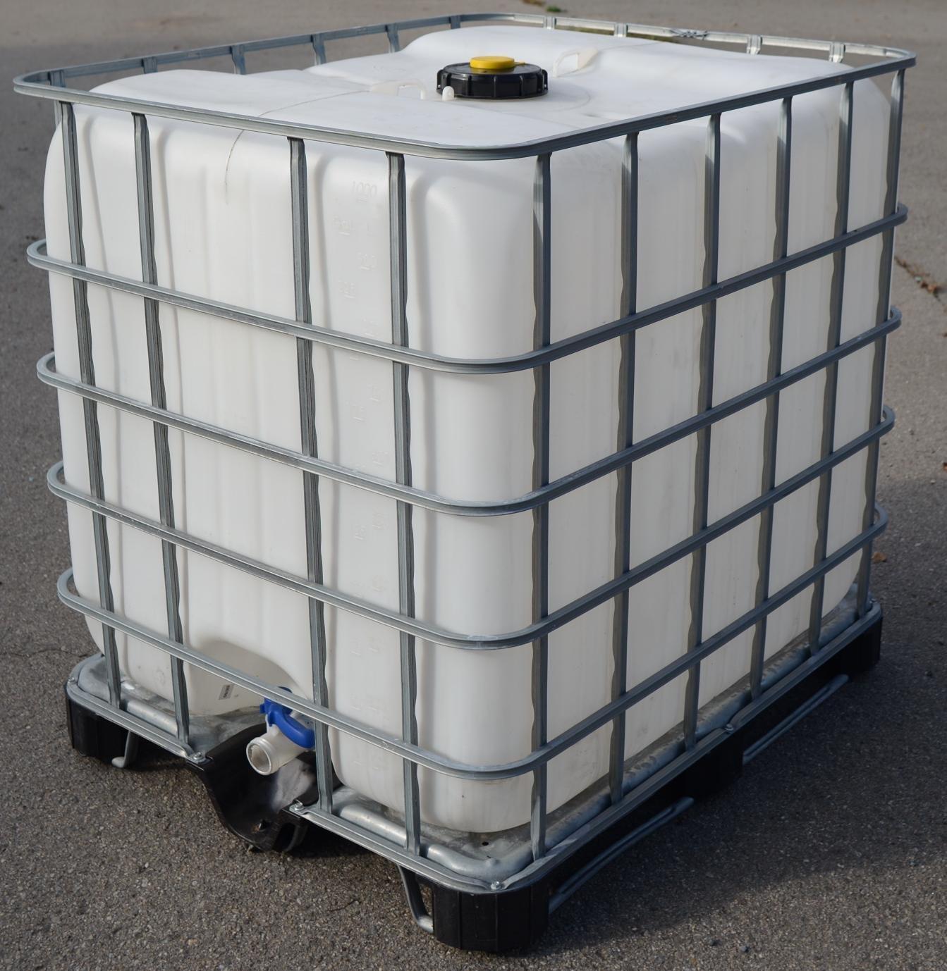 Repasované IBC kontejnery