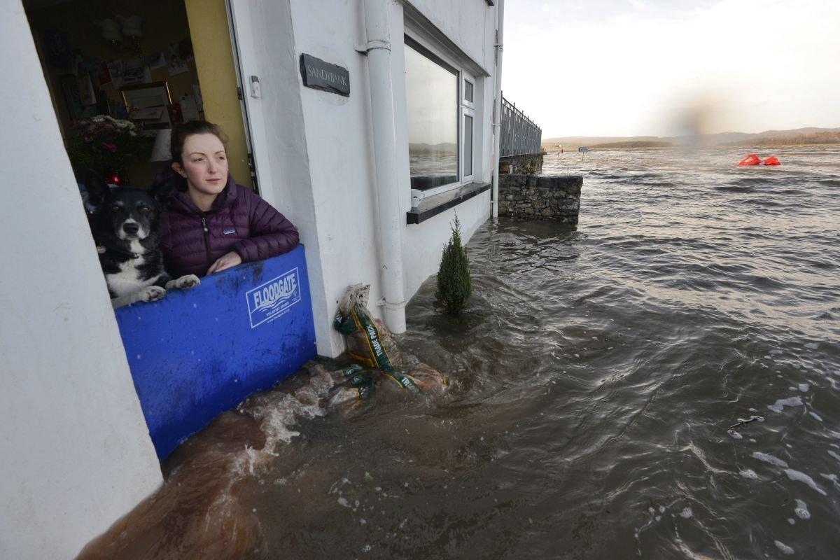 Ochrana před povodněmi a záplavami