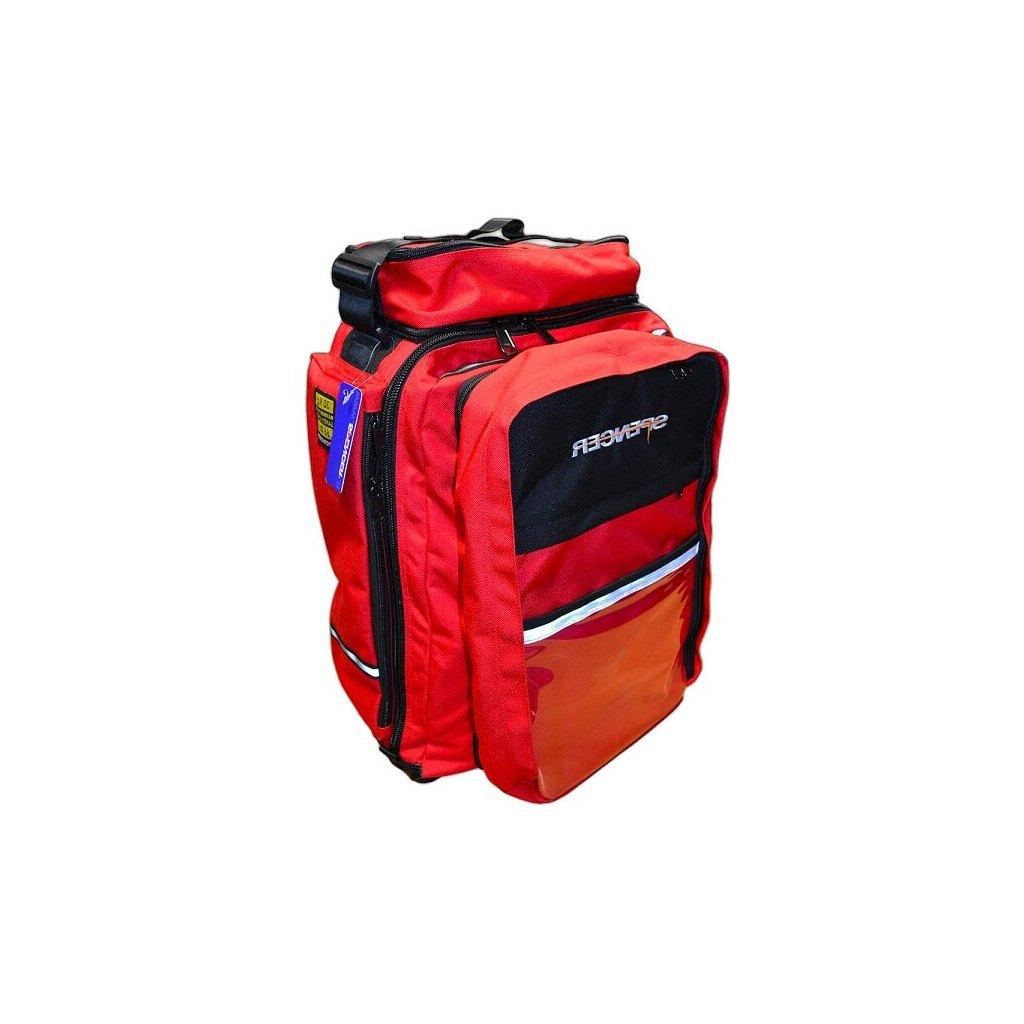 Profesionální zdravotnický batoh Spencer, R Aid, výbava Standard