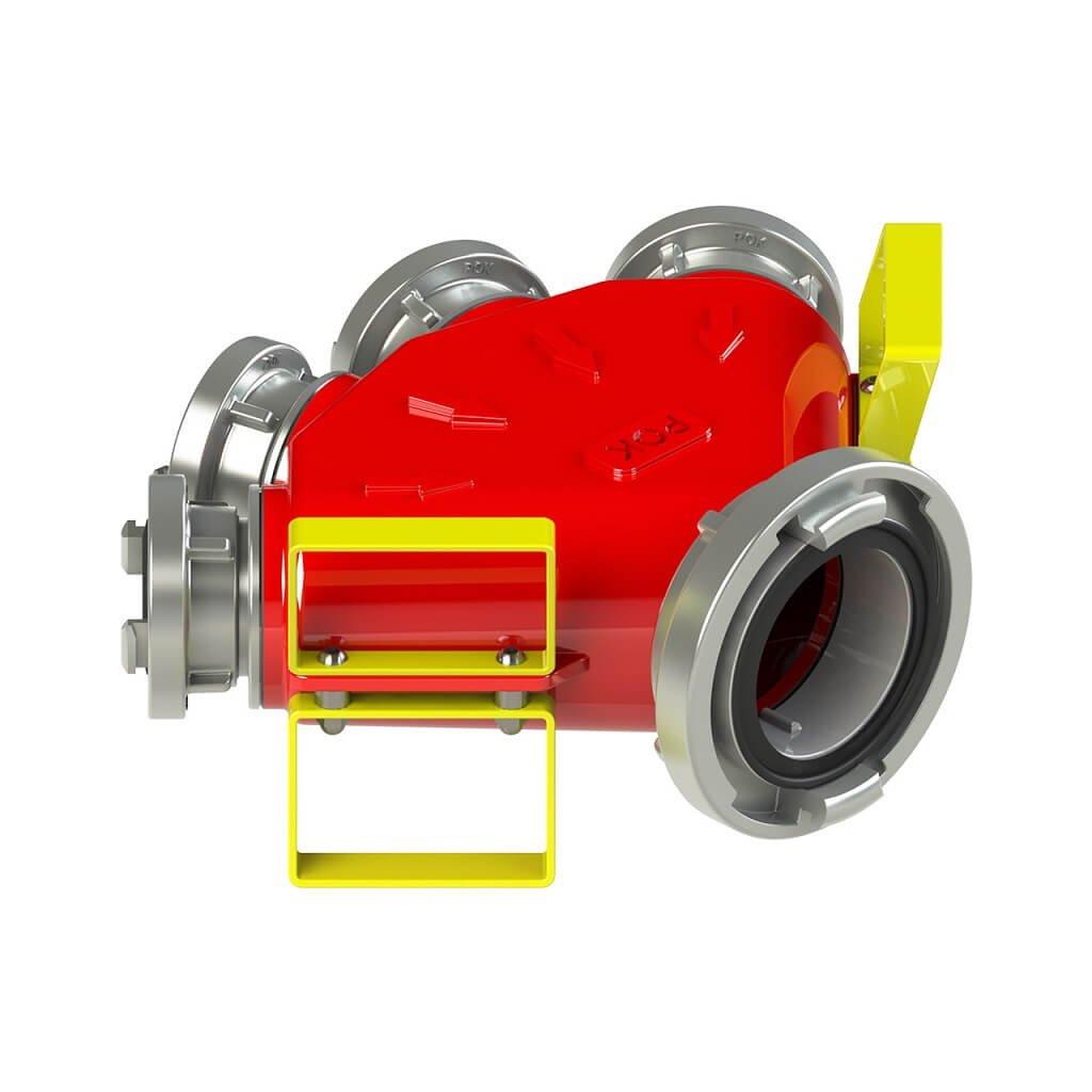 Sběrač hlinikový POK (A125/B75/B75/B75/B75)