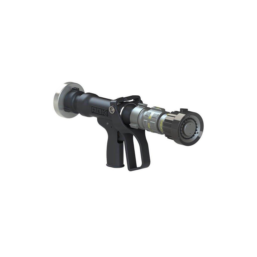 Proudnice pulsní POK, Black Gun