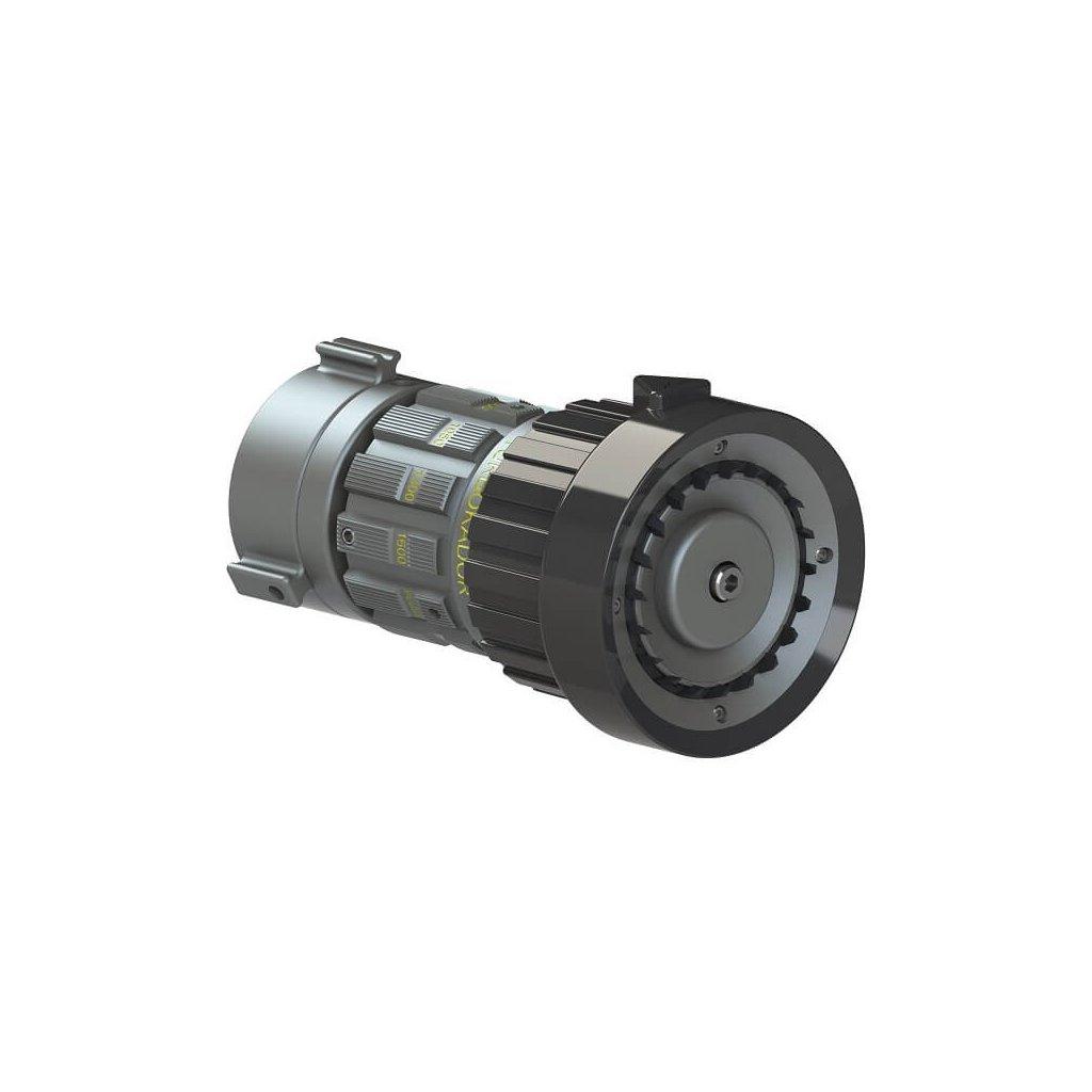 Difuzér kombinovaný POK, Turbokador 1600