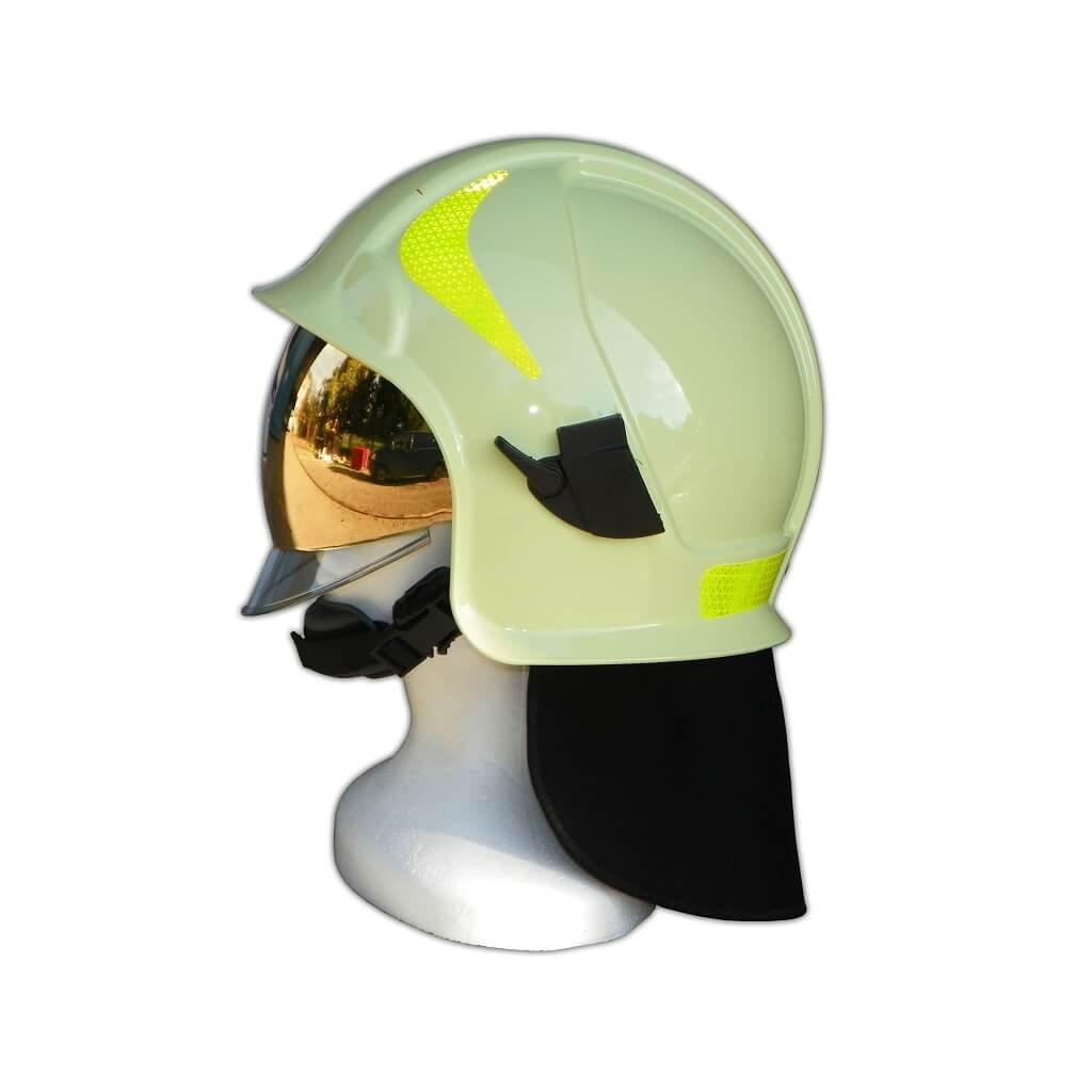 Zásahová přilba Intechplast, Vulkan CV102 MO, barva fotoluminiscenční