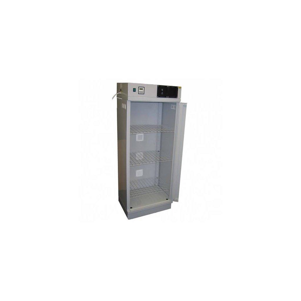 Sušící skříň, ROS 03 TURBO pro 9 12ks dýchacích masek, pracuje na principu