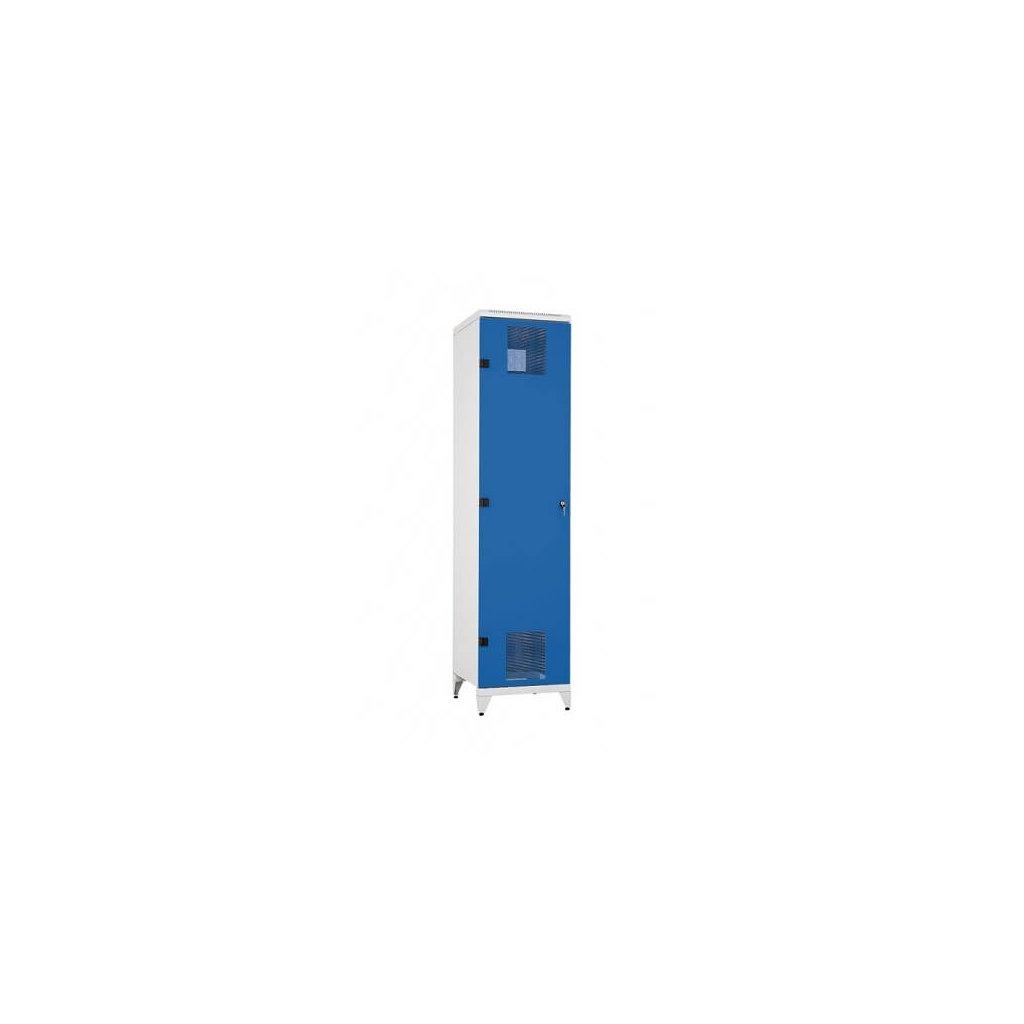 Lyžařská skříň s vysoušečem ROS, pro 4 páry lyží a obuvi,01
