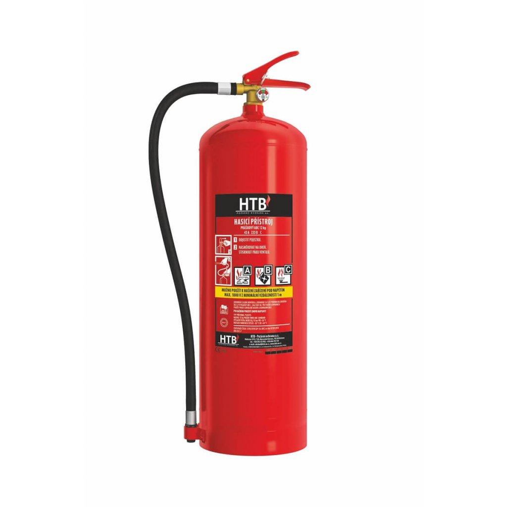 Hasicí přístroj vodní HTB V9LEc (13A)