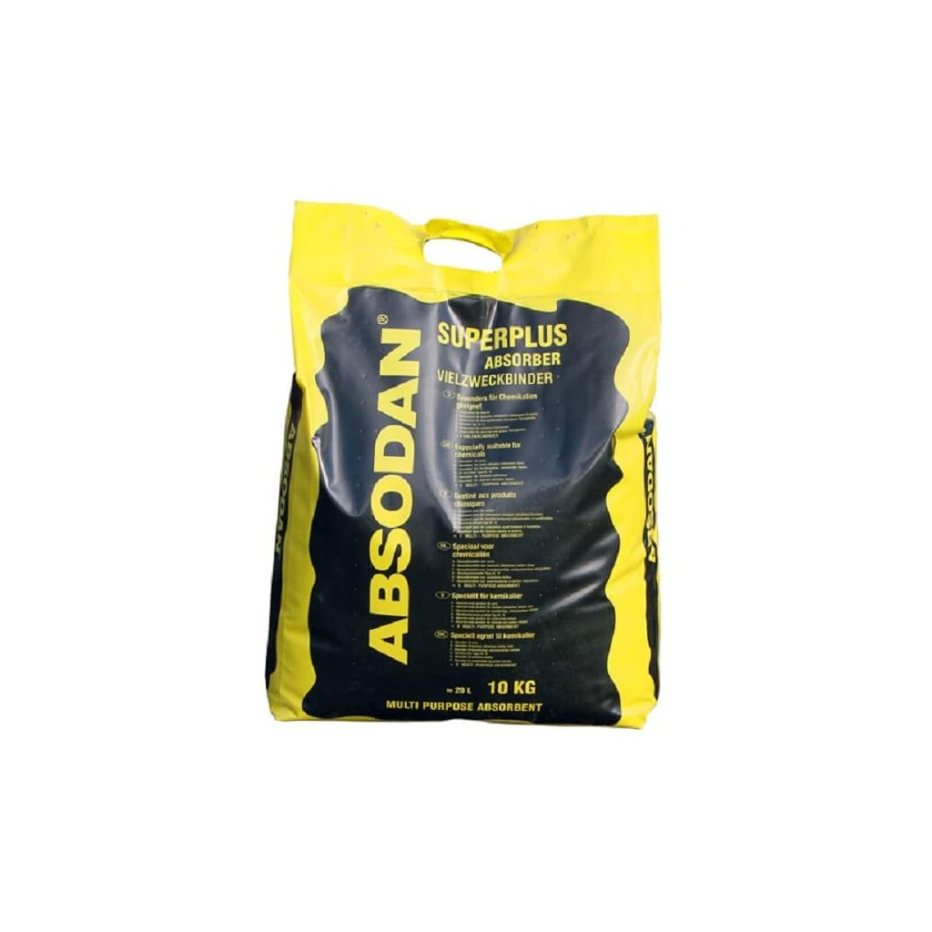 Sypký sorbent Absodan, Super Plus DN 3, 10 kg