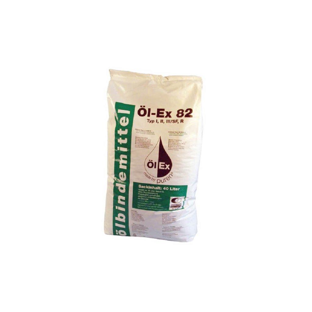 Sypký sorbent Ol Ex, 82 OE 4, 10 kg
