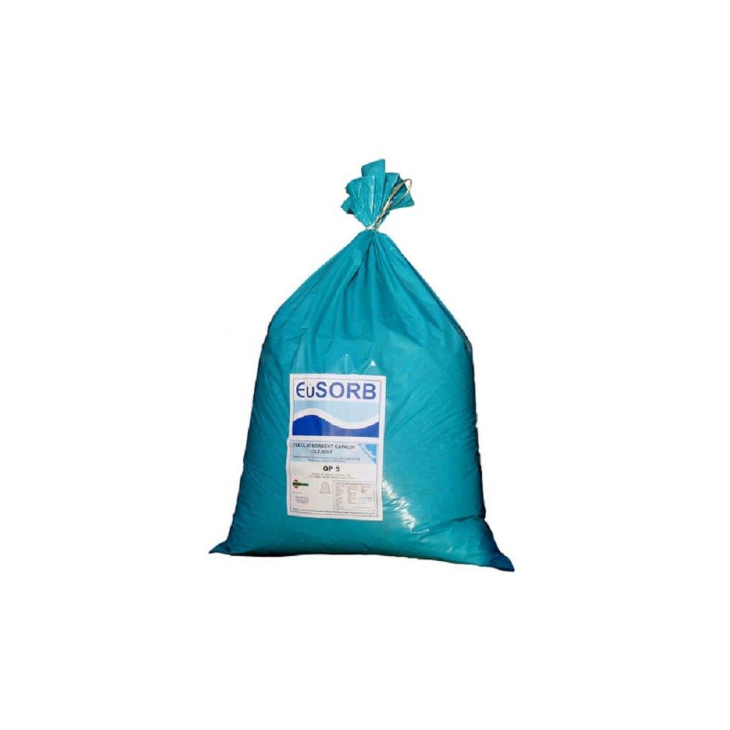 Olejová sorpční drť EUSORB OP 5 (5kg)