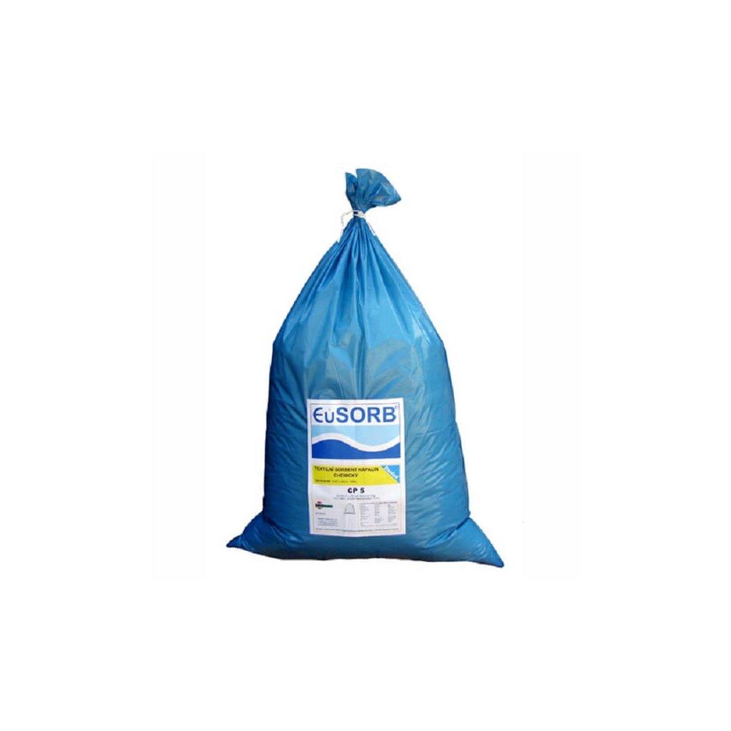 Chemická sorpční drť EUSORB CP 5 (5kg)