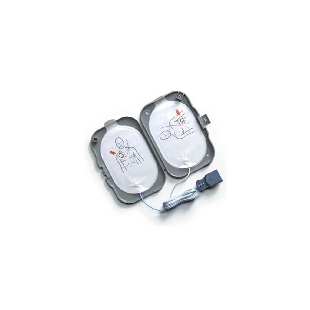 Nalepovací elektrody pro AED defibrilátor PHILIPS, HearStart FRX pro dospělé 2