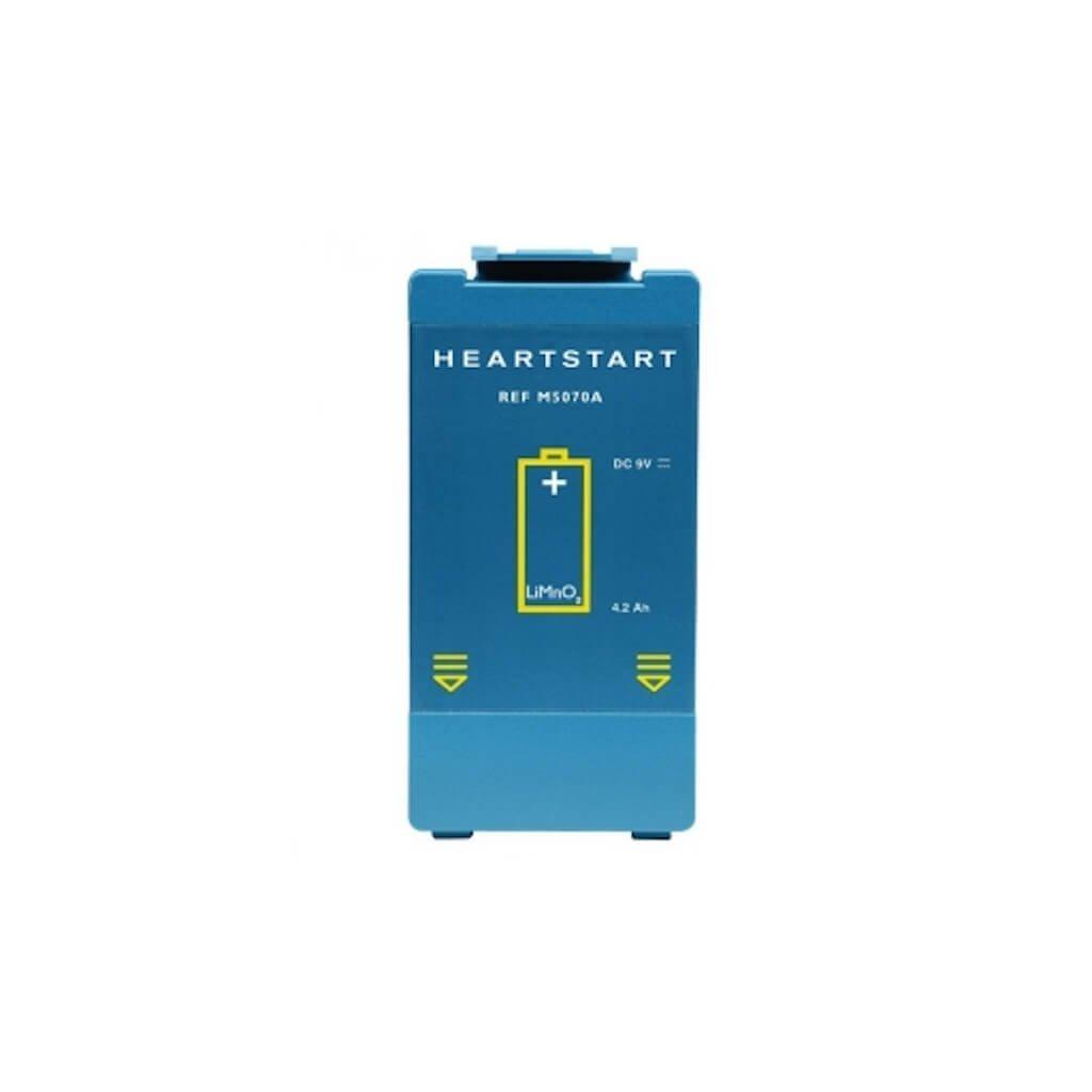 Baterie LiMnO2 pro AED defibrilátor PHILIPS HeartStart FRx