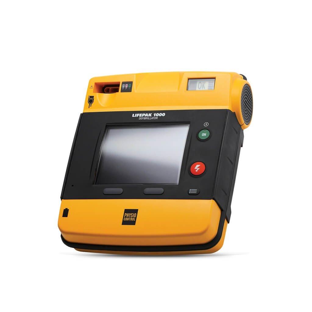 AED defibrilátor Physio-Control, LIFEPAK 1000 - poloautomatický