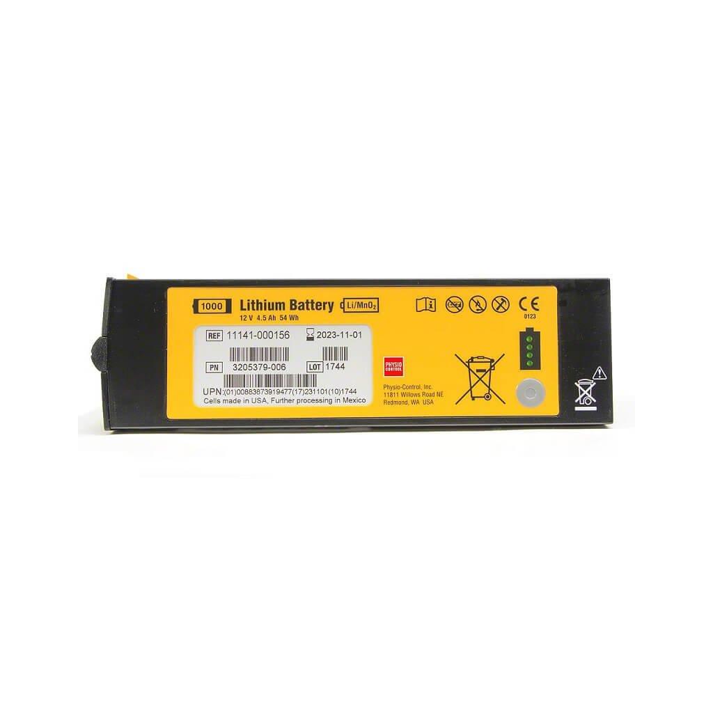 Baterie nenabíjecí pro AED Defibrilátor Physio-Control, LIFEPAK 1000, LP 1000