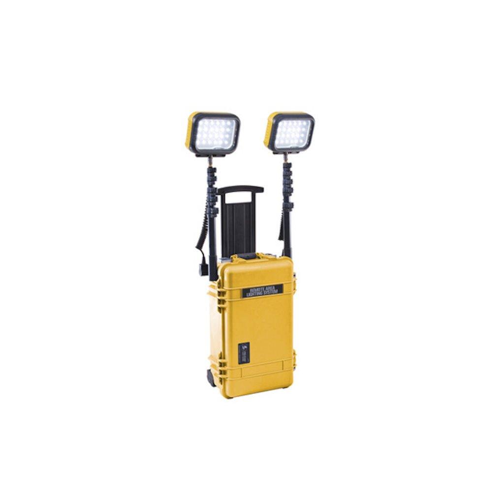Osvětlovací přenosný systém PELI, RALS 9460 2
