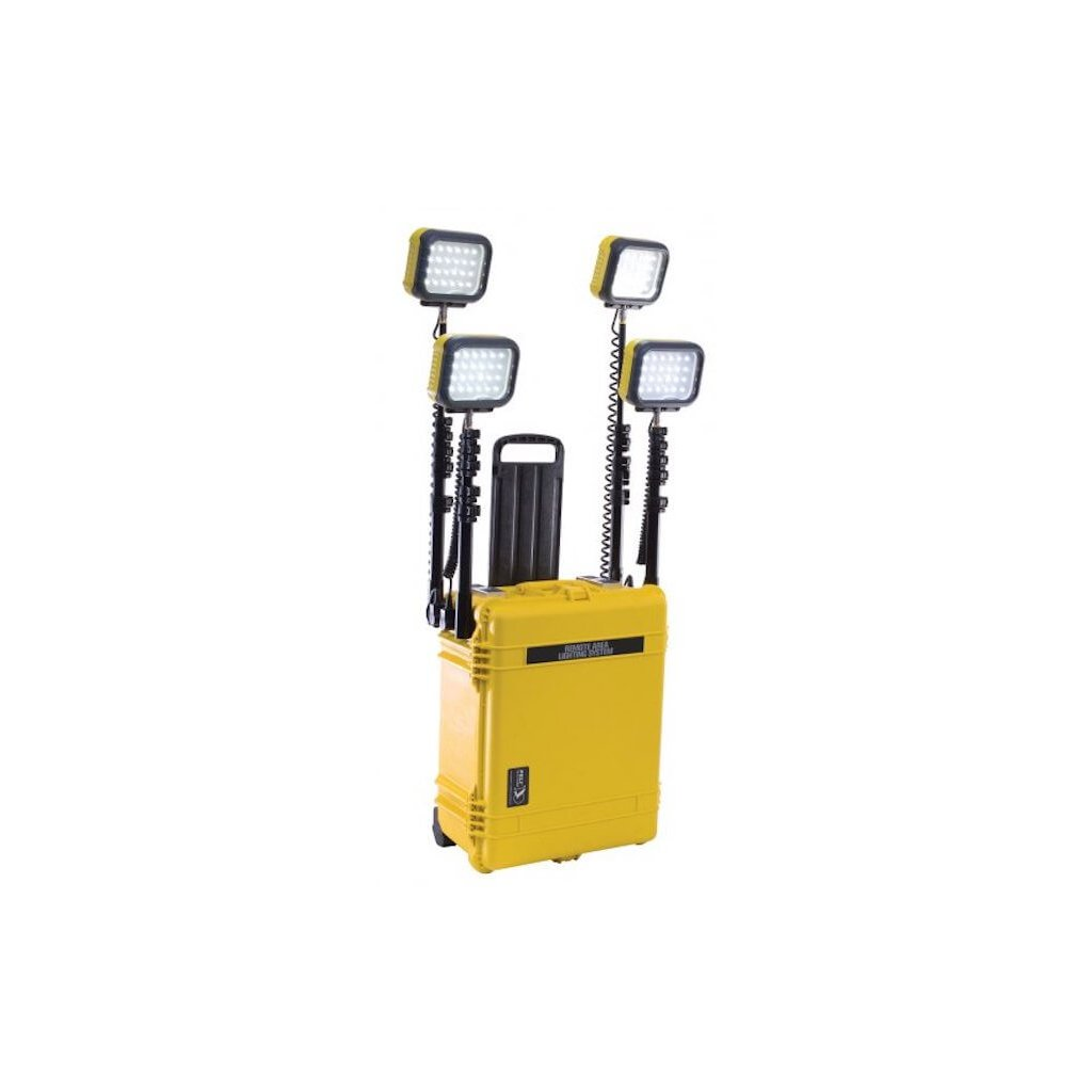 Osvětlovací přenosný systém PELI, RALS 9470 2