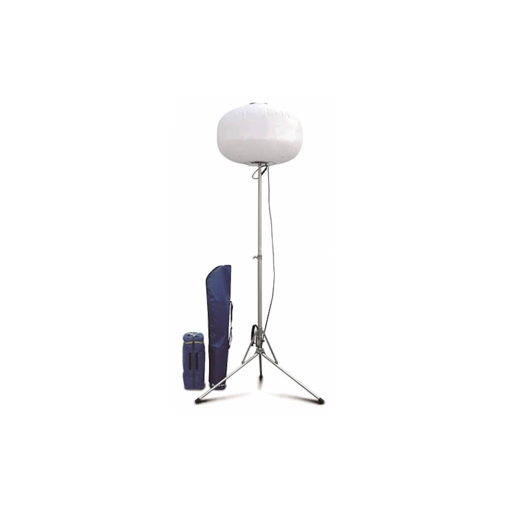 Osvětlovací LED balón Light Boy v textilním obalu, výkon 800W